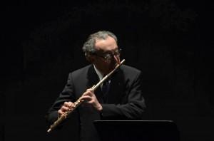 Maxence Larrieu in Triosonante con Salvatore Lombardi e Pierfrancesco Borrelli-2