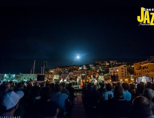 Alice Ricciardi al Gaeta Jazz Festival