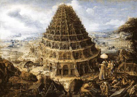 L'incubo di Babele e la pazienza dell'ascolto