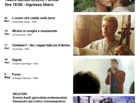 Cracked actor: i mille volti di David Bowie