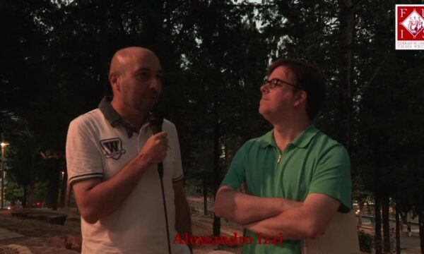Intervista ad Alessandro Izzi a cura del FUIS